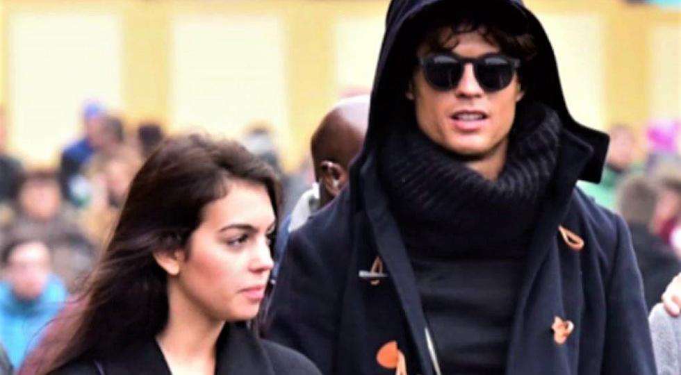 Ronaldo dan Georgina